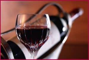 Красное вино бутылка