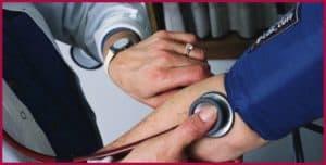 Измерение пульса и давления