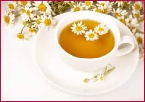 Ромашка чай