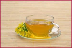 Зверобой и чай