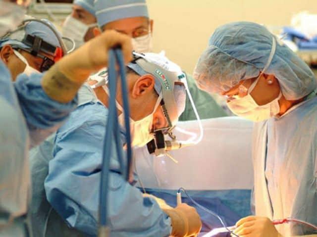 Инфаркт во время операции на сердце