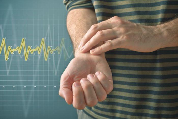 Как снять сердцебиение после запоя