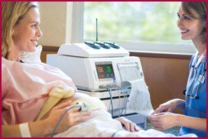 Пульс у беременной