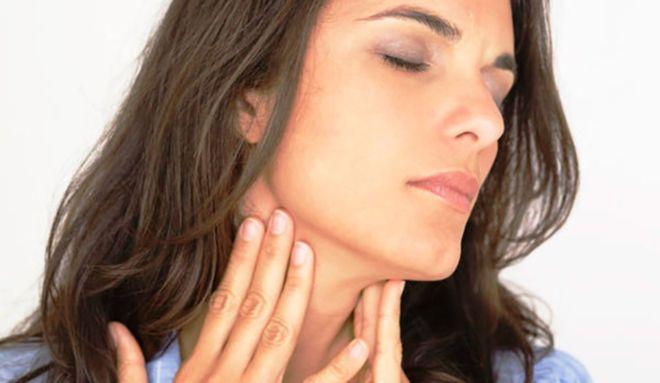 Ком или першение в горле при ВСД: как снять спазм в горле