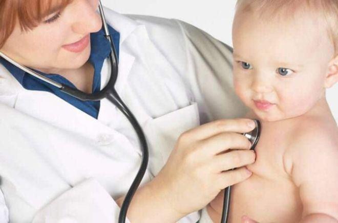 Тахикардия у ребенка 4 года причины