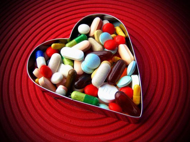 Таблетки от головной боли при сердечной недостаточности