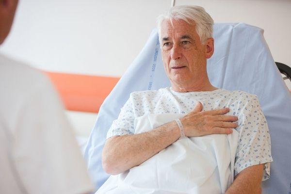 Сердечная недостаточность симптомы лечение в пожилом возрасте