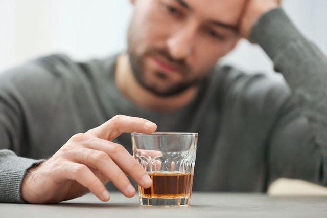 Алкогольная сердечная недостаточность - Гипертонии нет