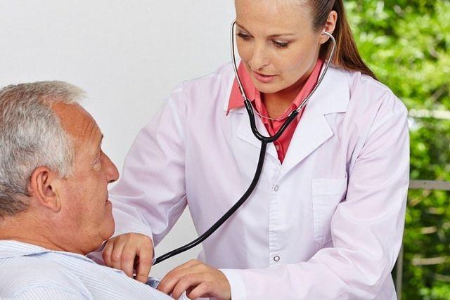 Сердечная астма симптомы и лечение у взрослых
