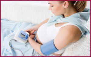 Давление у беременой